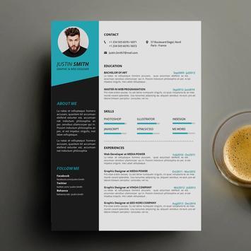 Resume Curriculum Vitae CV apk screenshot