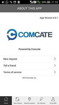Comcate Demo App apk screenshot