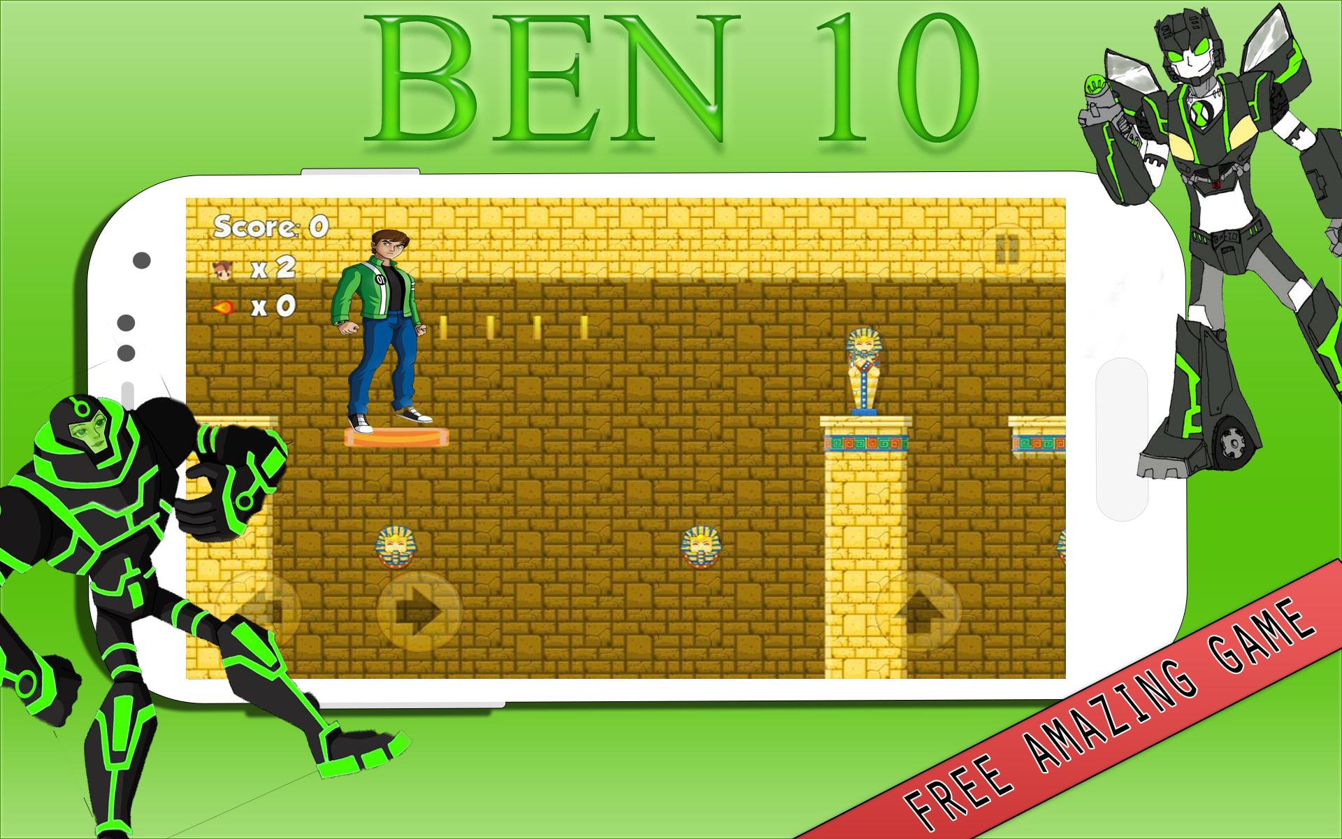 A Ira De Psychobos Download Pc hero ben fight alien battle for android - apk download