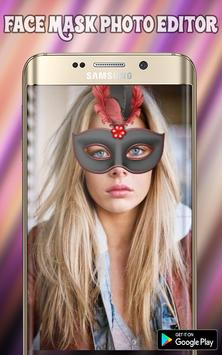 Face Mask Photo Editor screenshot 1