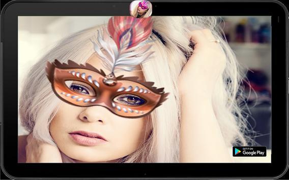 Face Mask Photo Editor screenshot 4