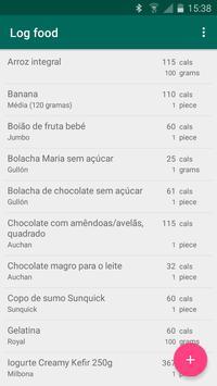 Body Fat Control apk screenshot