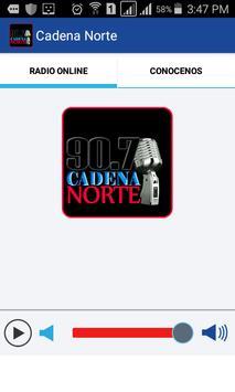 Cadena Norte 90.7 screenshot 1