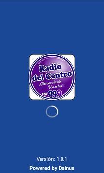 Radio Del Centro La Falda poster