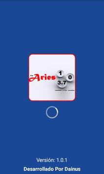 FM Aries poster