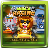Fun Run 4 : Animals Race icon