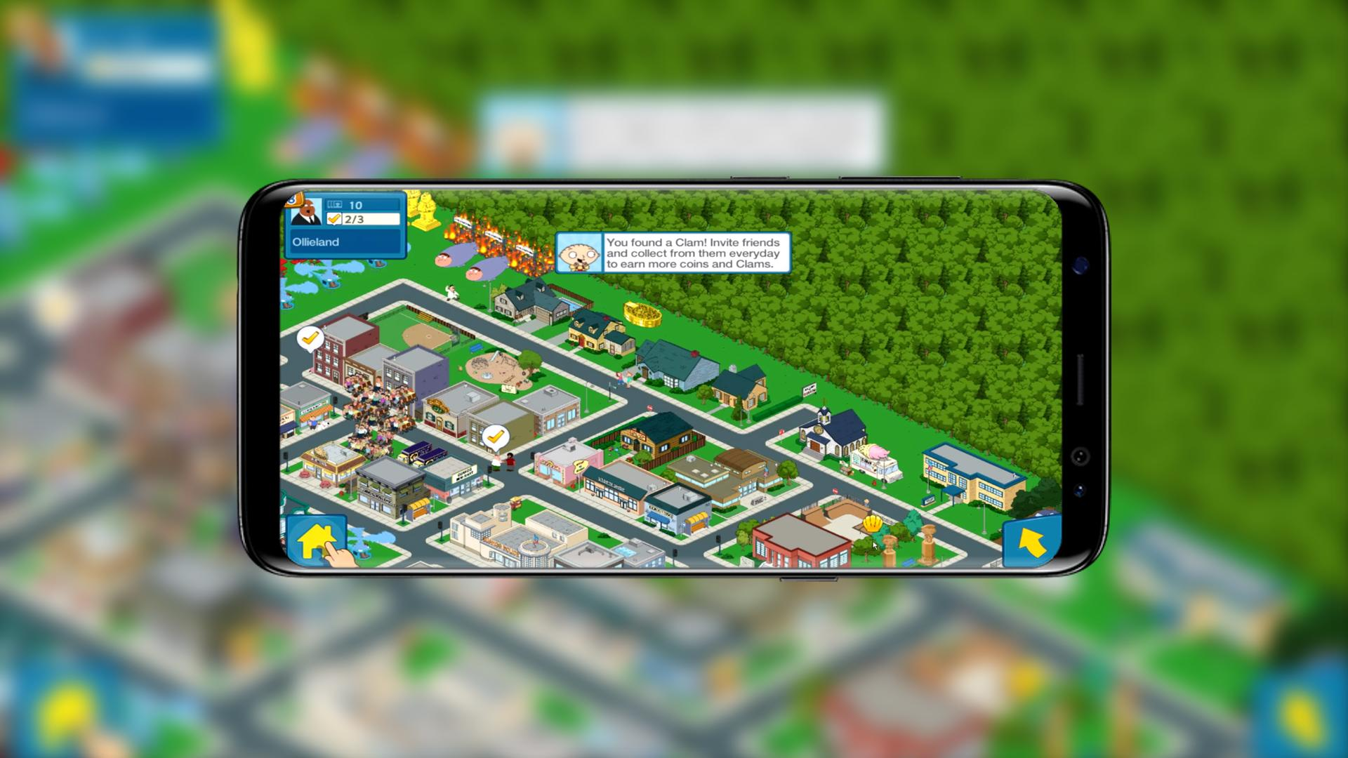 family guy quest for stuff apk file