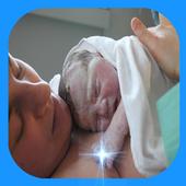 Birth Stories having babies icon