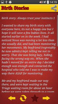Birth Stories having babies screenshot 19