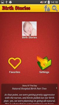 Birth Stories having babies screenshot 1
