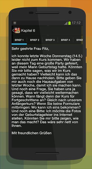 Schreiben B1 Zur Prüfung For Android Apk Download