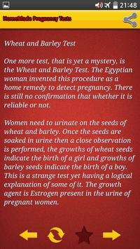 homemade pregnancy tests screenshot 12