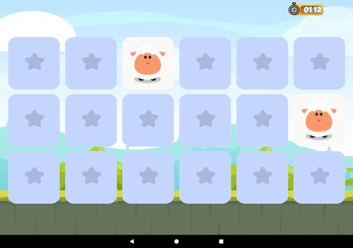 لعبة الذاكرة للاطفال screenshot 3