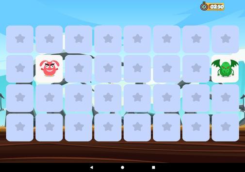 لعبة الذاكرة للاطفال screenshot 4