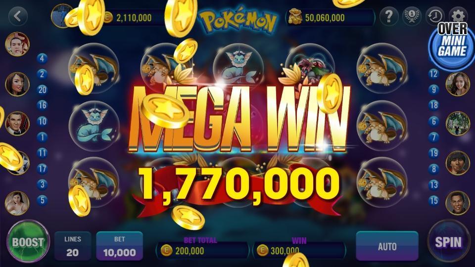 Epic Jackpot Slots On Facebook