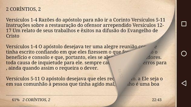 Comentário Bíblico Português apk screenshot
