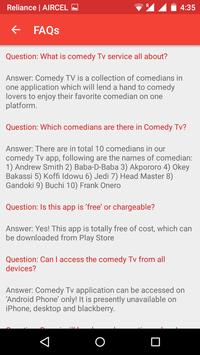 Airtel ComedyTv screenshot 5