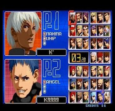 guide the king of fighters 2002 magic plus screenshot 1