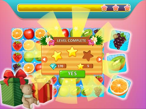 Fruit Pop Blast Free apk screenshot
