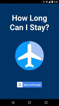 How Long Can I Stay? (HLCIS) poster