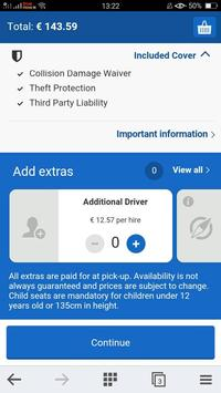 Ibiza Cars Rent apk screenshot