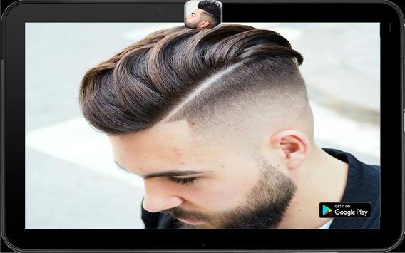 Boys Hairstyle Photo Editor screenshot 4