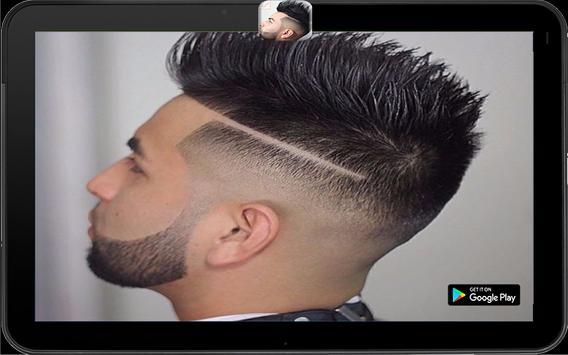Boys Hairstyle Photo Editor screenshot 3