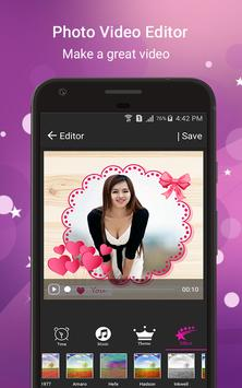 Photo Video Editor screenshot 3
