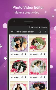 Photo Video Editor poster