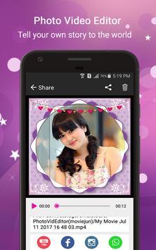 Photo Video Editor screenshot 5