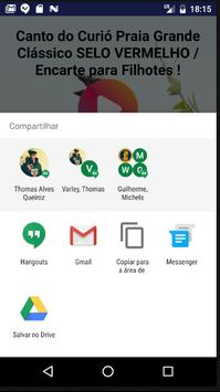 Canto Esquenta Trinca Ferro screenshot 1