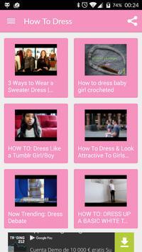 How to Dress Well apk screenshot