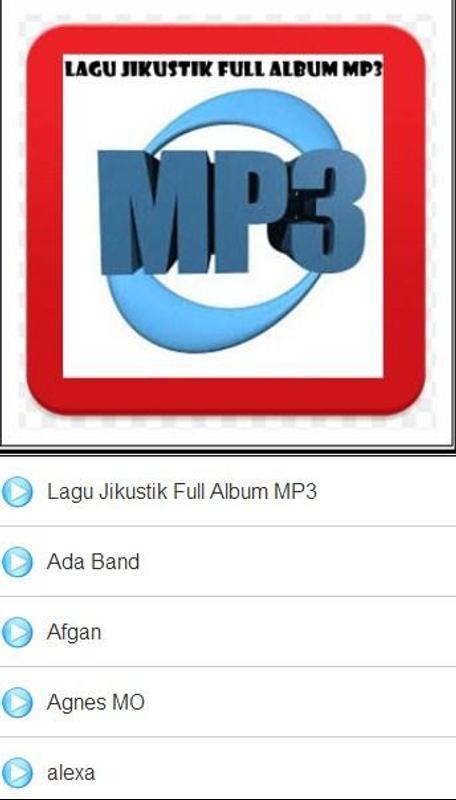 Download lagu jikustik full mp3 google play softwares.