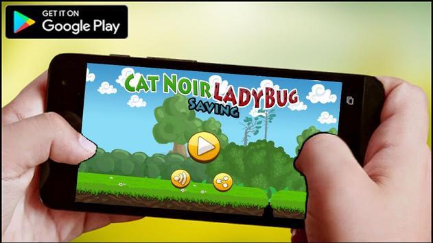 Rescue Ladybug by Cat Noir: The miraculous ladybug screenshot 5