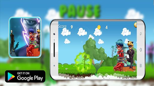 Rescue Ladybug by Cat Noir: The miraculous ladybug screenshot 6