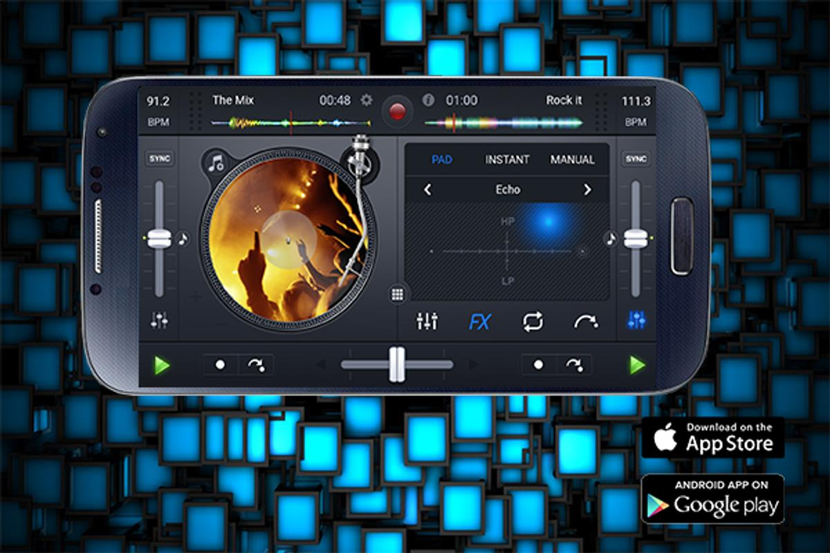Virtual dj for android app download | Virtual DJ Mixer Pro for