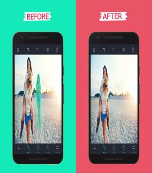 Free Photo Editor  TouchRetouch Tips poster