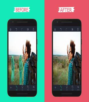 Free Photo Editor  TouchRetouch Tips screenshot 2