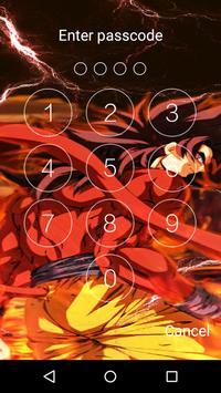 Goku Super HD Écran de verrouillage Dragon boul screenshot 7