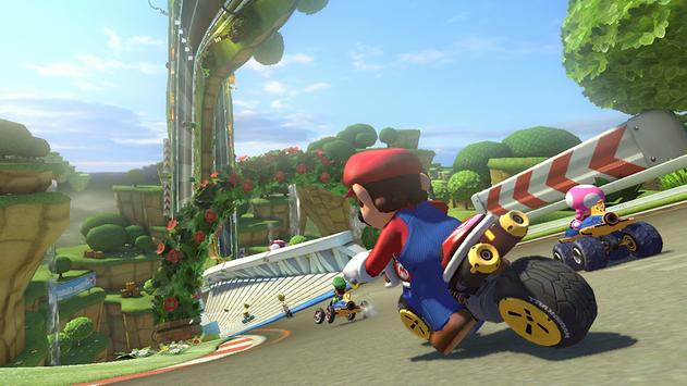 Guide for Mario kart 8 apk screenshot
