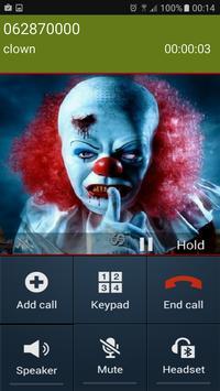 Call Clown Killer apk screenshot