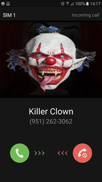 Call From Killer Clown poster