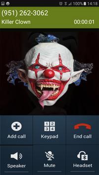 Call From Killer Clown apk screenshot
