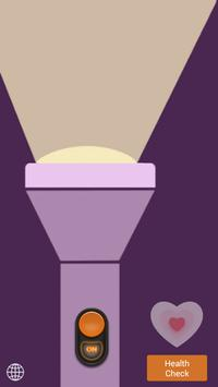 Health Flashlight - LED Light poster
