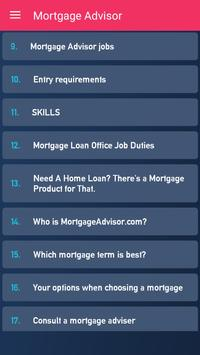 Mortgage Advisor screenshot 1