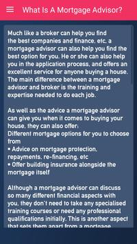 Mortgage Advisor screenshot 2