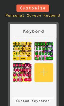Custom Keybord poster