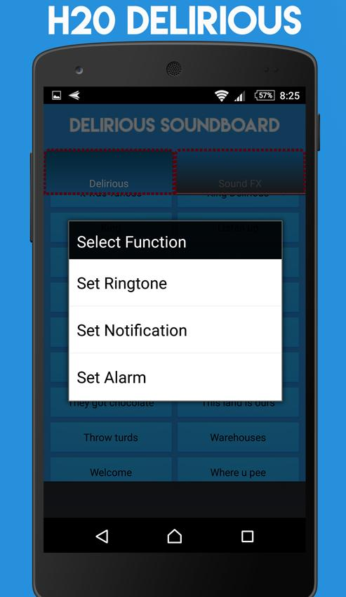 H20 Delirious Soundboard for Android - APK Download