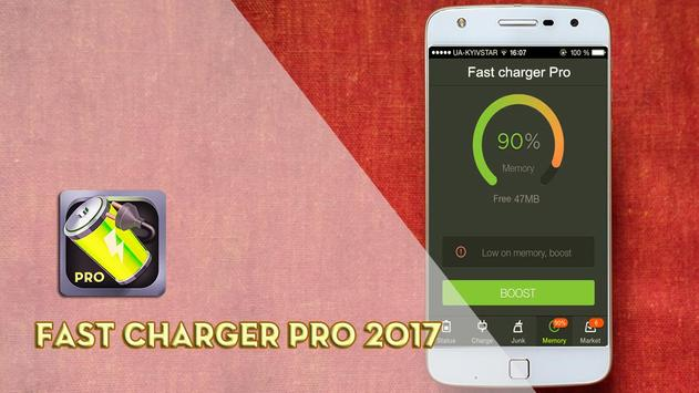 Fast Charger Pro 2017 poster