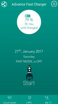 Fast Charger Pro 2017 screenshot 2